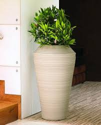 54 best tall planters images on pinterest tall planters outdoor