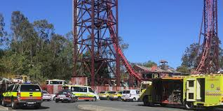 Six Flags Texas Accident 4 Die In Horrific Accident At Australian Theme Park