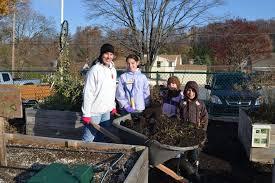 garden work day a success u2013 conestoga elementary