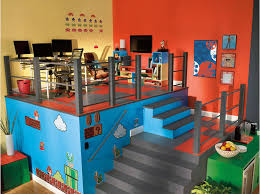 video game themed bedroom 50 awesome video game room decoration ideas interiorsherpa