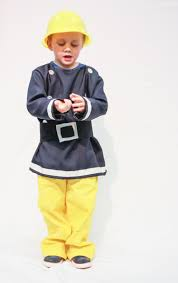 diy halloween diy dress up fireman sam costume for jessica