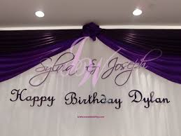 wedding backdrop name birthday wedding reception backdrop names joyce wedding services