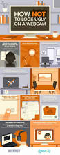 386 best public speaking images on pinterest public speaking how not to look ugly on webcam infographic