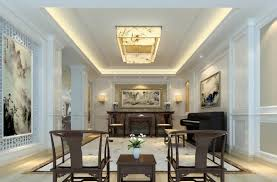 Classical House Design Chinese Neoclassical Interior Neoclassical Interior Living
