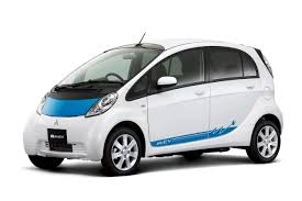 mitsubishi imiev biggest selling small car in norway