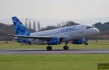 selection siege air transat cobalt air