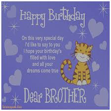 birthday cards elegant birthday card messages for brother