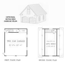detached garage floor plans carnation 4462 4 bedrooms and 3 5 baths the house designers