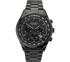 black bracelet mens watches images Buy sekonda men 39 s black chronograph bracelet watch men 39 s watches