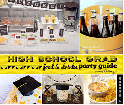 senior graduation party ideas simple ideas for hosting your s high school graduation party