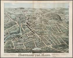 map of northton ma big frame northton ma 1875 the paradise of america