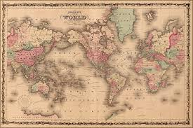 antique map world 37 eye catching world map posters you should hang on your walls