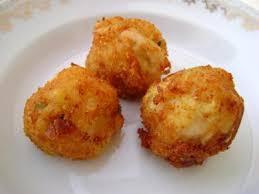 cuisiner du jambon blanc recette de croquettes de pomme de terre au jambon cru emmental et