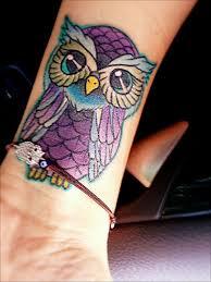 tribal owl tattoo 48 best owl tattoos on wrist