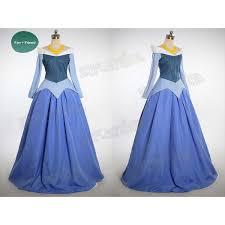 Princess Aurora Halloween Costume Pix U003e Sleeping Beauty Blue Dress Costume Polyvore