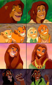lion king characters disney