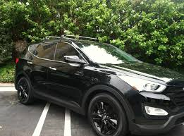 hyundai santa fe owners forum chatroom roof rails crossbars pano metal roof page 25