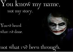 You Know My Name Not My Story Meme - you know my name not my story you ve heal hat i done ve not what