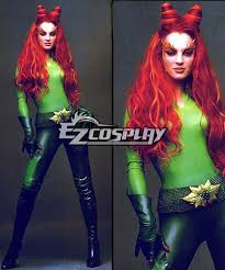 Poison Ivy Womens Halloween Costumes Batman Poison Ivy Costume Ideas