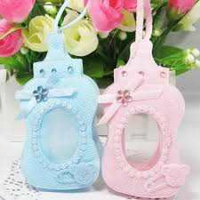 baby shower favor bags 60pcs non woven fabric baby shower favor bags baby bottle candy