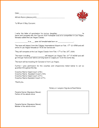 Thank You Letter Sample Coach Notarized Letter Template For Child Travel Best Business Template