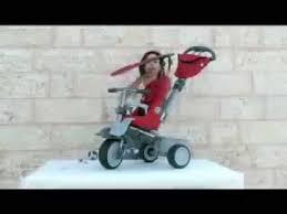 Smart Trike Recliner Recliner Stroller 4 In 1 Smart Trike Baby Plaza Com Ua Youtube