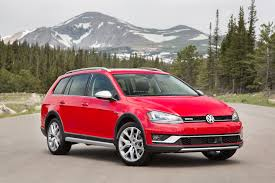 fast volkswagen cars 2017 volkswagen golf alltrack review surprisingly capable subaru