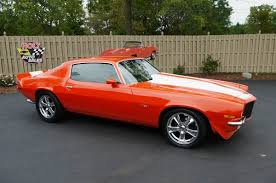 car sales camaro holt auto sales 1970 chevrolet camaro for sale