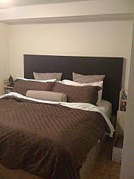 Upholstered Wall Mounted Headboards Awesome Wall Mounted Headboards Ikea 30 In Leather Upholstered