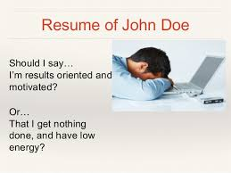 Resume Words To Avoid 10 Words To Avoid On Resumes