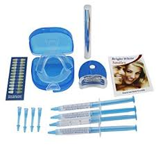 brightwhite smile teeth whitening light amazon com bright white smile professional home teeth whitening kit