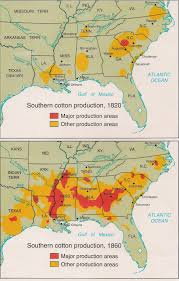 Regions Of South America Map by The Origins And Growth Of Slavery In America Division And