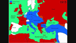 Wwi Europe Map by Wwi Simulation Youtube