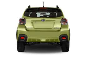 subaru crosstrek interior back 2014 subaru xv crosstrek reviews and rating motor trend
