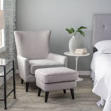 Chairs Ottomans To It Belham Living Wool Herringbone Occasional Chair