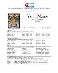 teenage resume builder best 25 acting resume template ideas on pinterest resume free voice acting resume acting cv sample acting resume template acting resume examples