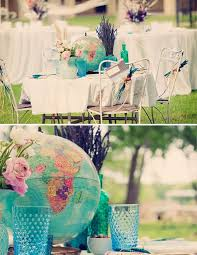 travel themed table decorations rustic wedding decorations diy style hometalk