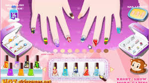 nail salon new manicure try nail polish game decorating games