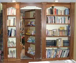 Bookcase Plans With Doors Secret Door Bookcase Finewoodworking