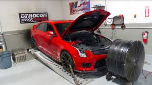 how much is the cadillac ats here s how much horsepower the cadillac ats v really makes on a dyno