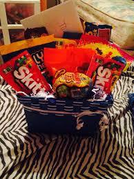 Baseball Gift Basket The 25 Best Boyfriend Gift Basket Ideas On Pinterest College