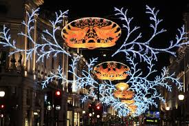 masha u0027s page christmas lights on the regent street