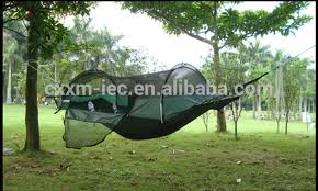one person military hammock tent with mosquito net buy army