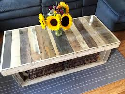 Pallet Coffee Tables Attractive Unique Rustic Coffee Tables Custom Wood Slab For