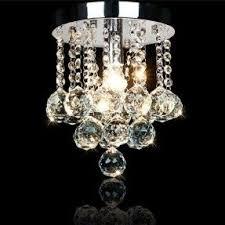 Chandelier Light Fixture Crystal Ceiling Light Visualizeus