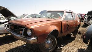 auto junkyard germany junkyard find 1971 amc gremlin the truth about cars