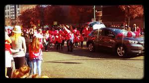 silver thanksgiving day parade featuring barnard elementary