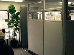 Pier One Room Divider Office Partition Walls Glass Cubicles Enclosures Room Divider With