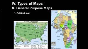 Map Of Vermont And New Hampshire Types Of Maps Part 1 Youtube