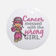 breast cancer ornament cafepress